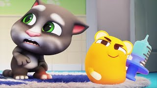 My Talking Tom 2 - Talking Tom and Friends - Baby Animal Dress Up Kids Games