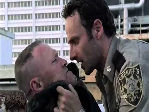 Officer friendly. - AMC's The Walking Dead