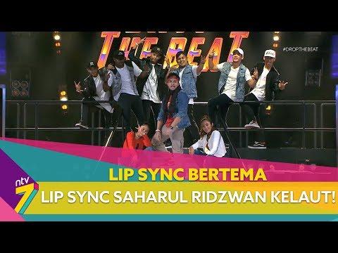 Lip Sync Bertema | Lip Sync Saharul Ridzwan Kelaut