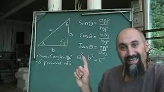 The Language of Mathematics (15): Right Triangles Part 1