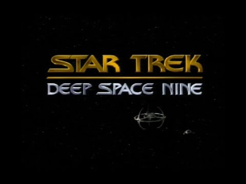 Star Trek Deep Space 9 Opening Credits and Theme Song