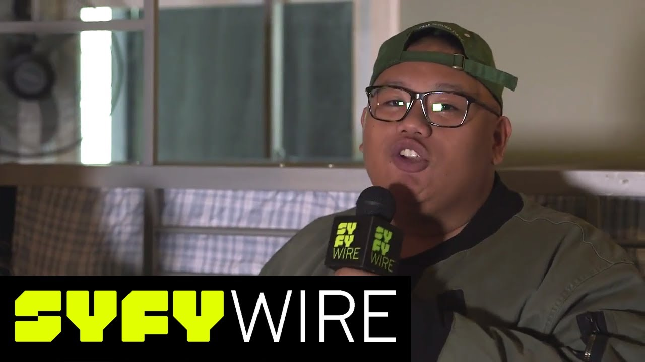 Spider-Man: Homecoming\'s Ned, Jacob Batalon on Bloopers | New York ...
