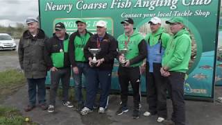 Ulster Pairs Championships 2018, Newry Canal