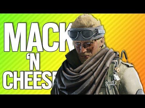 MACK &39;N CHEESE  Rainbow Six Siege