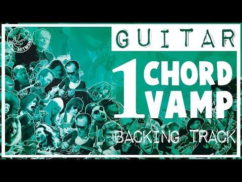 One Chord Vamp Backing Track B7