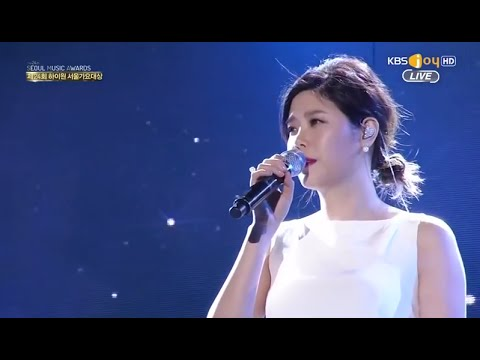 LYn 린 - My Destiny [150122 Seoul Music Awards 서울가요대상]