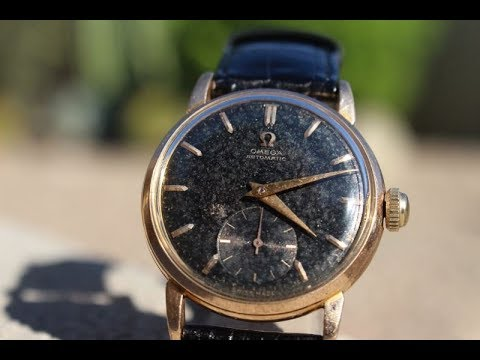 Vintage Omega Seamaster Watch Review