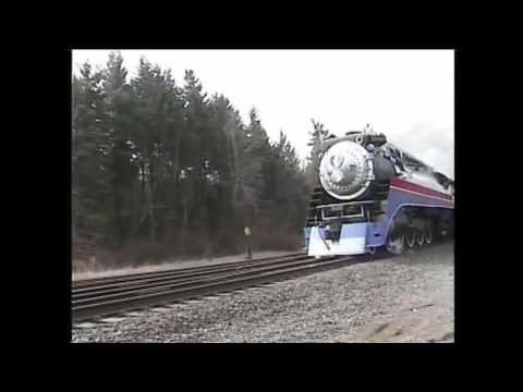 Southern Pacific 4449 Freedom Train 2002