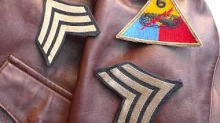 Oddball's A-2 Leather Jacket