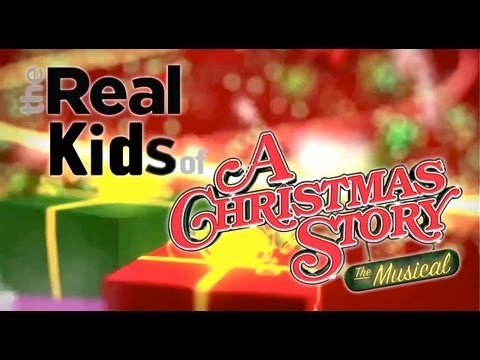 THE REAL KIDS of A CHRISTMAS STORY, THE MUSICAL: Episode 1