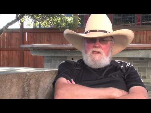 NW Backstage Pass with Charlie Daniels