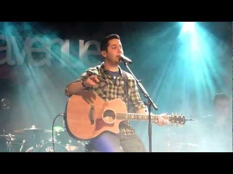 Boyce Avenue - We Found Love Cover (Rihanna) Live at Astra Kulturhaus 19.11.2011 [HD & HQ]