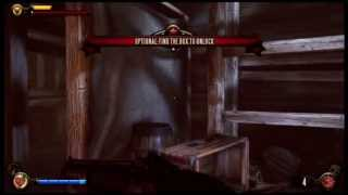 BioShock Infinite: Find the Box to Unlock in Shanty Town and The Bullpen