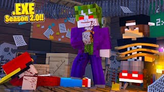 Minecraft .EXE 2.0 - THE JOKER .EXE DEFEATS ROPO .EXE & CURES …