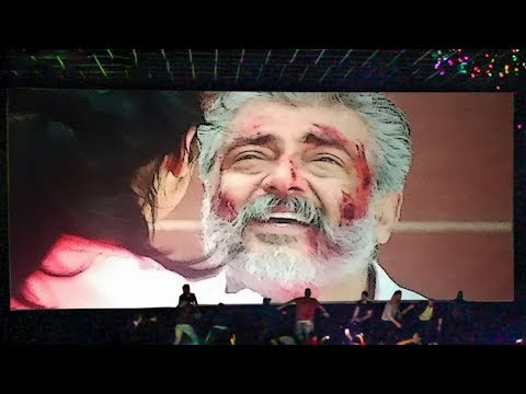 "Viswasam : Climax Scene | Thala ""Ajithkumar""  Class Performance - Reaction | Viswasam Movie Review"