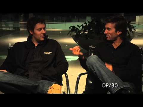 DP/30: District 9 (pt1 of 2), director Neill Blomkamp, actor Sharlto Copley
