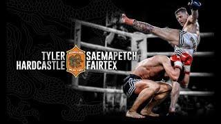 FULL FIGHT | Rebellion Muaythai 21: Saemapetch Fairtex vs Tyler Hardcastle