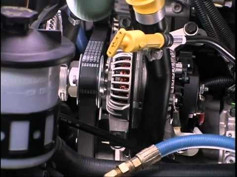 Workstar Walk Through  Engine Compartment  YouTube