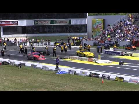 Billy Glidden vs. Troy Coughlin Staging Duel