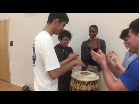 Campus International High School    Capoeira Program
