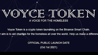 VOYCEToken - The Future of Cryptocurrency