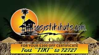 Best Prices On Tiki Huts And Tiki Bars Largo Fl Clearwater Fl Http://www.oasistikihuts.com