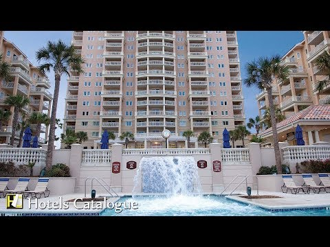 Marriott's OceanWatch Villas at Grande Dunes Overview - Myrtle Beach Luxury Resorts Villas