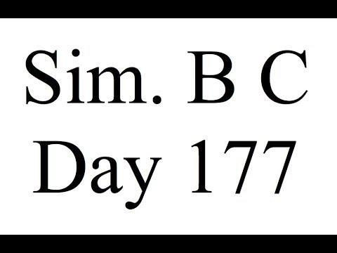 Sim. B C Day 177: A Founders Problem - Choosing/Convincing Investors