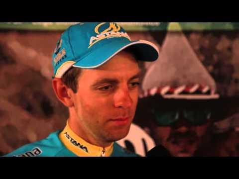 40th Giro del Trentino Melinda: stage3 winner Tanel Kangert