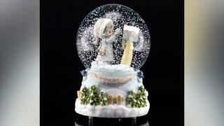CTV.BY: Создаём волшебный снежный шар своими руками