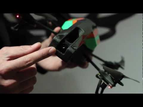 [Computer Weekly] Parrot AR.Drone 2.0 Hands-On Video Preview