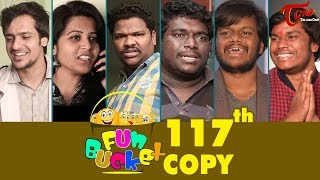 Fun Bucket | 117th Episode | Funny Videos | By Sai Teja | Telugu Comedy Web Series