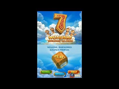 7 Wonders III (2011, Nintendo DS) - 01 of 10: Nidaros Cathedral (Norway)[480p60] |