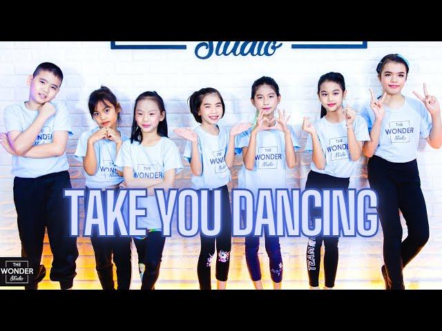 Jason Derulo - Take You Dancing | Dance Video by TheWonderStudio