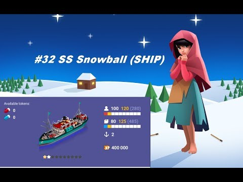 Seaport - 32 Ep (SS Snowball)