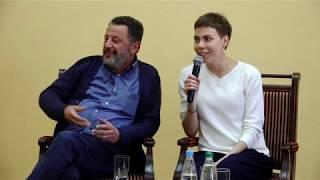 Встреча с Франко Нембрини (Италия)  в библиотеке им. А. Герцена