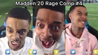 FlightReacts Madden 20 Rage Compilation 4 | Try Not To Laugh Challenge YLYL