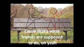 Count On Me-Bruno Mars With Lyrics