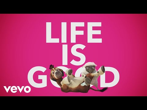 A Great Big World - Life Is Good (Lyric Video) – from The Star