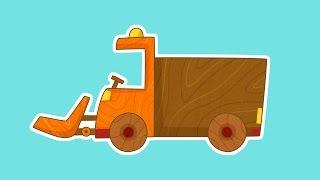 Сериал для мальчиков Машинки. Снегоуборочная машина. Развивающие мультики про машинки.(В этом мультфильме для детей нам расскажут про снегоуборочную машину. Она нужна для того чтобы убирать..., 2016-05-04T09:09:04.000Z)