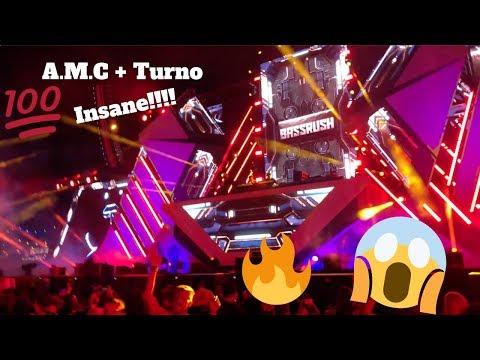 A M C + Turno EDC Las Vegas  2019 Live Set (It Was Insane!)