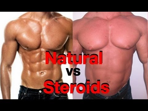 Natural Bodybuilding - vs.- Anabolika Steroide & Doping