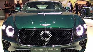 2019 Bentley Continental Number 9 Edition FullSys Features | Exterior Interior | First Impression HD