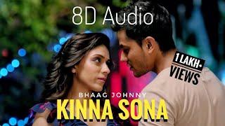 Kinna Sona (8D Audio) Sunil Kamath | 3D Surround l Mahiya Mere Maahi | Love Ambience