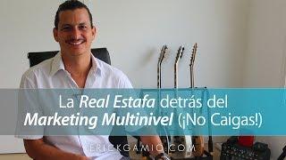 La Real Estafa detrás del Marketing Multinivel (¡No Caigas!)