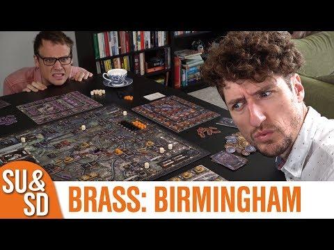 Brass: Birmingham - Shut Up & Sit Down Review