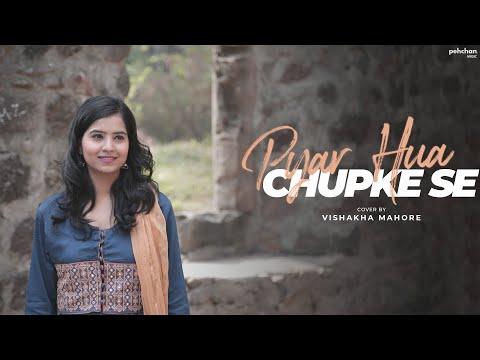 Pyar Hua Chupke Se | Vishakha Mahore | Cover | 1942 A Love Story