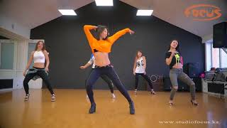 Именно та (feat. NERAK) - Miyagi & Эндшпиль | Choreography by Olya | Dance Studio Focus