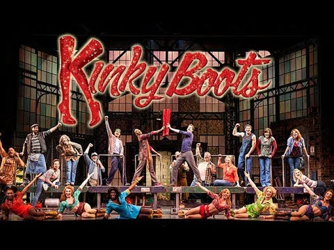 5* Review KINKY BOOTS Musical on Broadway / West End / Tour By Cyndi Lauper