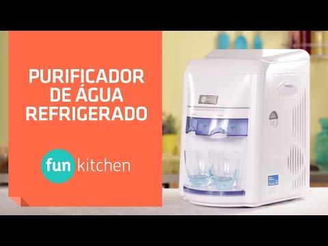 Purificador de Água Refrigerado Fun Kitchen Electronic | Shoptime